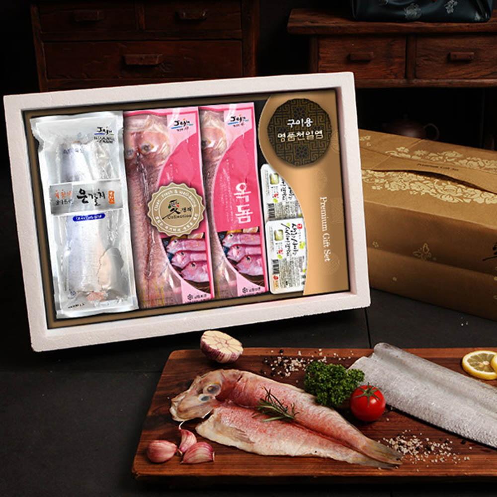 자연두레 제주大魚 은갈치 & 홍옥돔 프리미엄