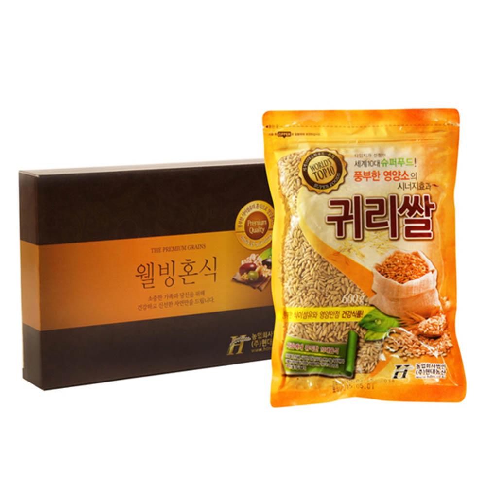 현대농산 웰빙혼식(귀리쌀)