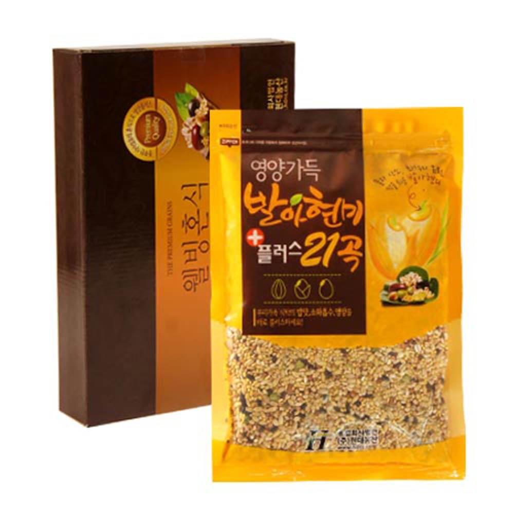 현대농산 웰빙혼식(발아현미플러스21곡)