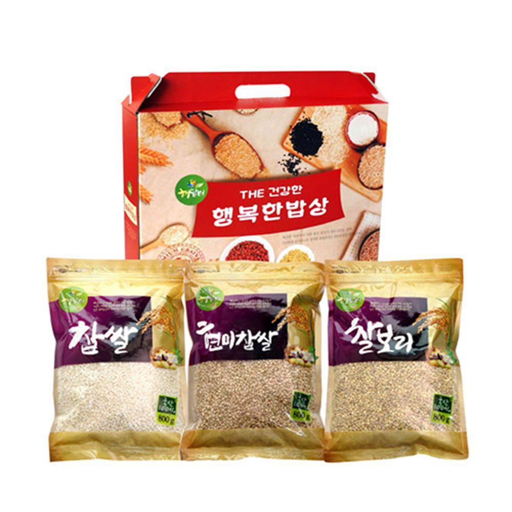 현대농산 행복한밥상 (3종8호)