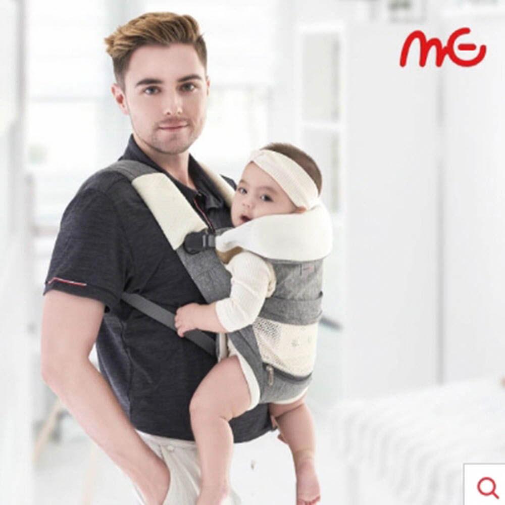 [MG] 올인원 아기띠 3in1 멜란지그레이