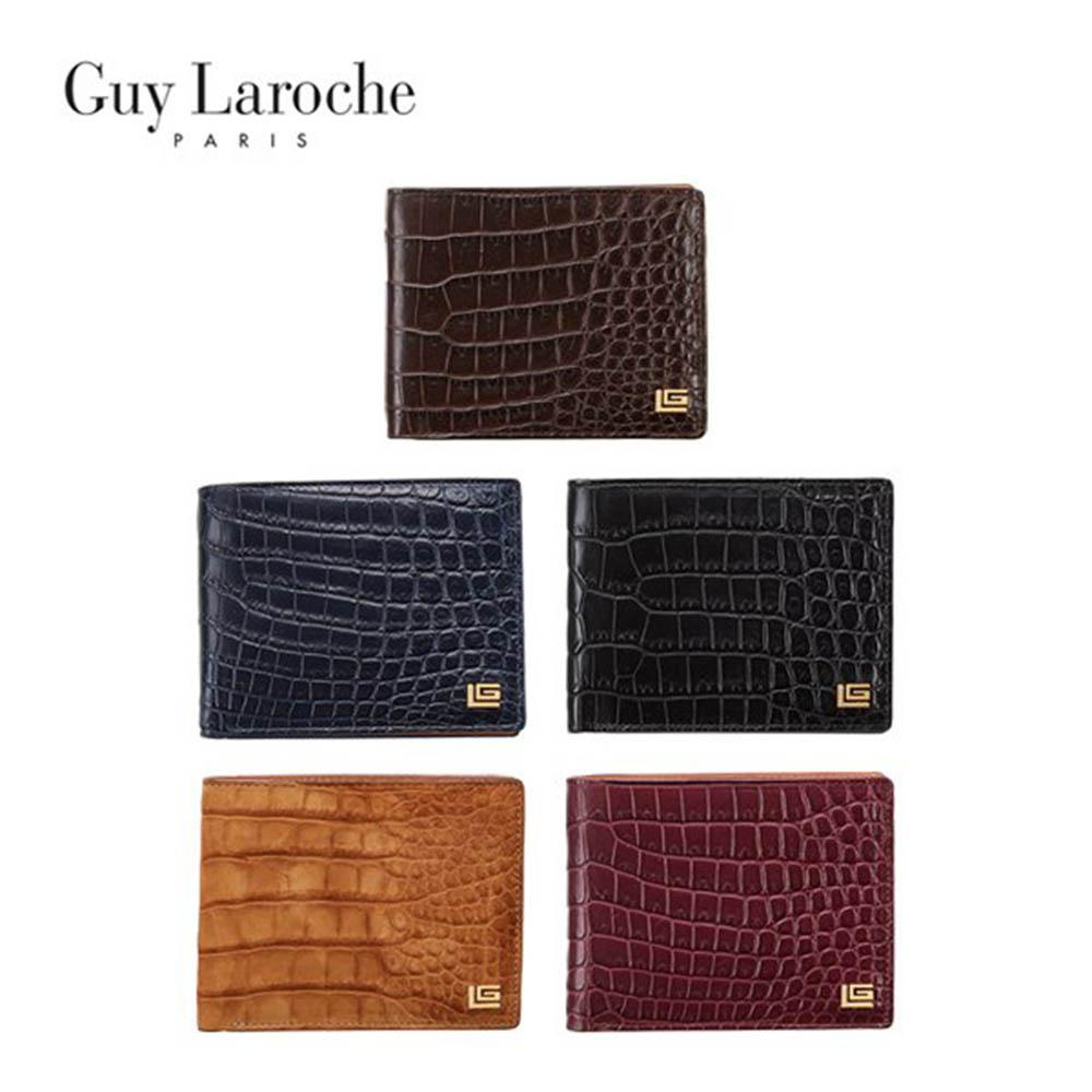 기라로쉬 포로수스 크로커타일 지갑 GL-CR-W
