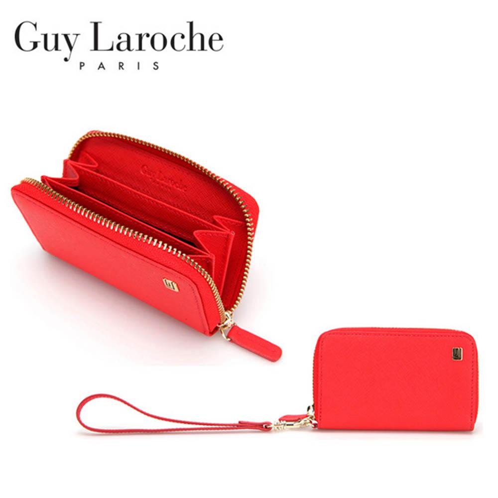 기라로쉬 사피아노 핸들 카드케이스-오렌지 GL-9307-OR