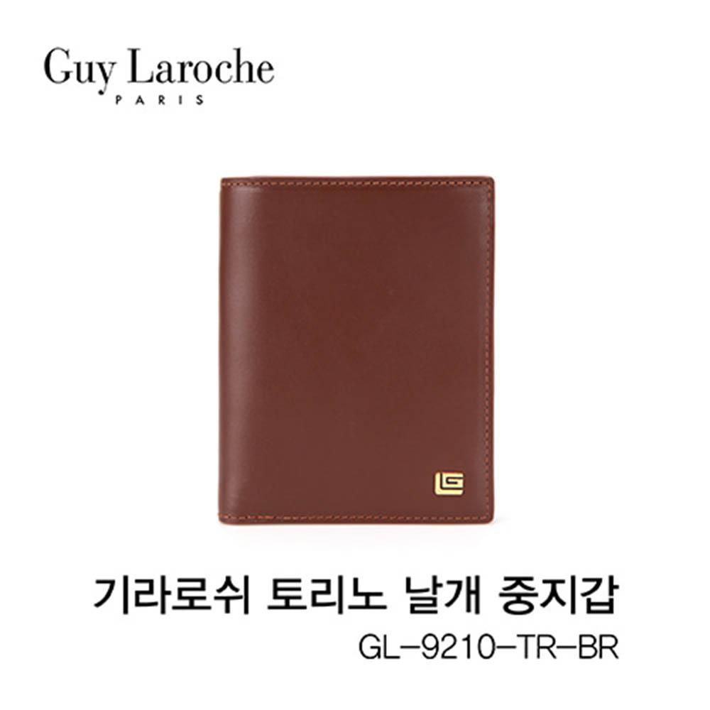 기라로쉬 토리노 날개 중지갑 GL-9210-TR-BR