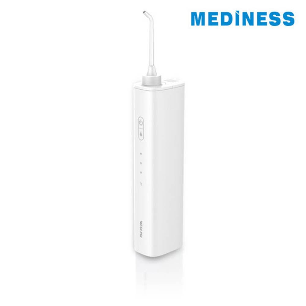 [메디니스] 메디픽 휴대용 사각 무선 구강세정기 MP-200