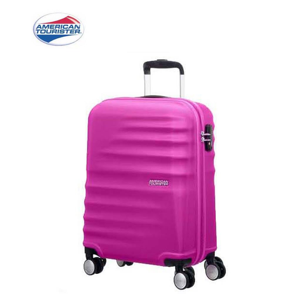 아메리칸 투어리스터 웨이브 브레이커 기내용(핑크) 15G21001