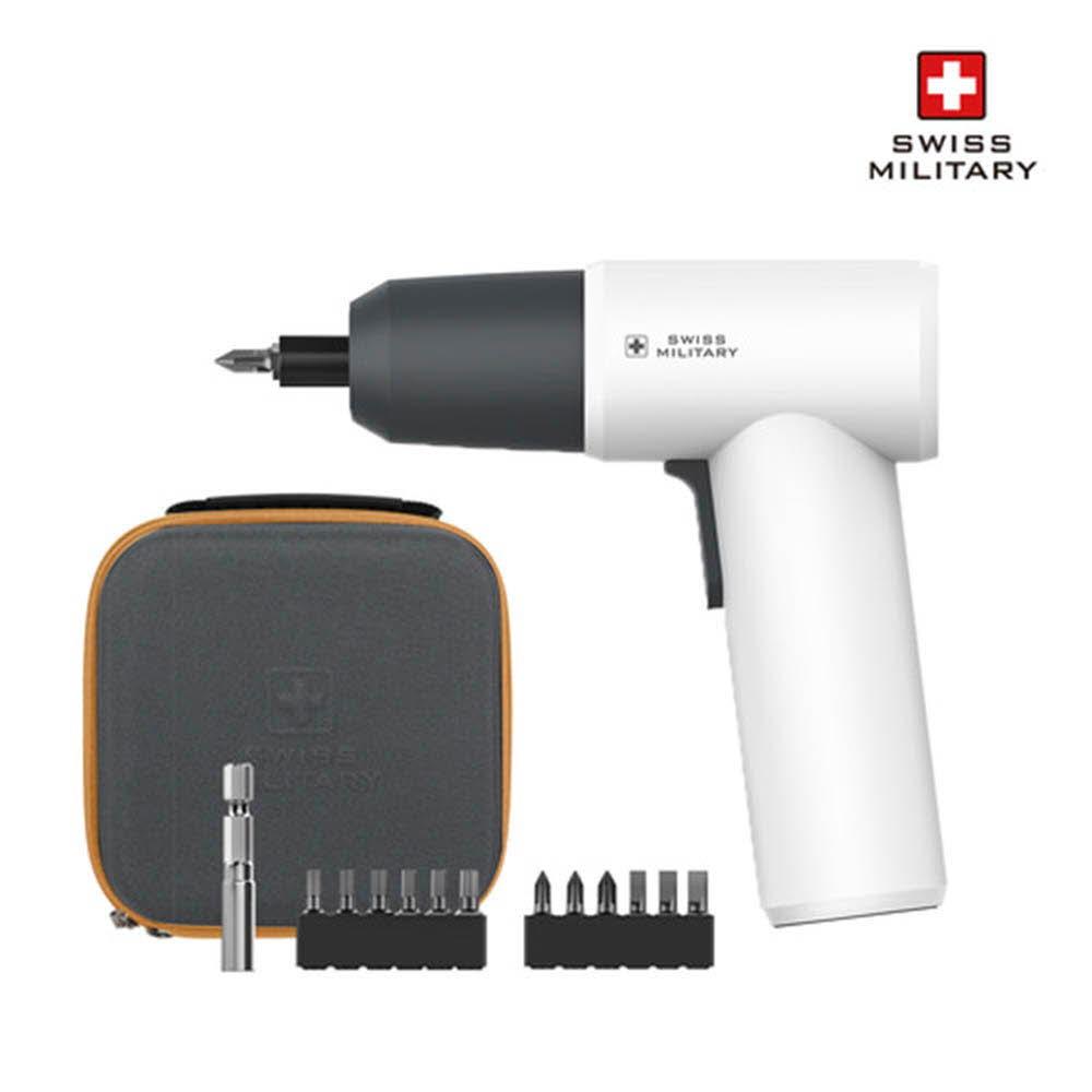 스위스밀리터리 3.7v 건타입 패션 드라이버 SML-FG2500
