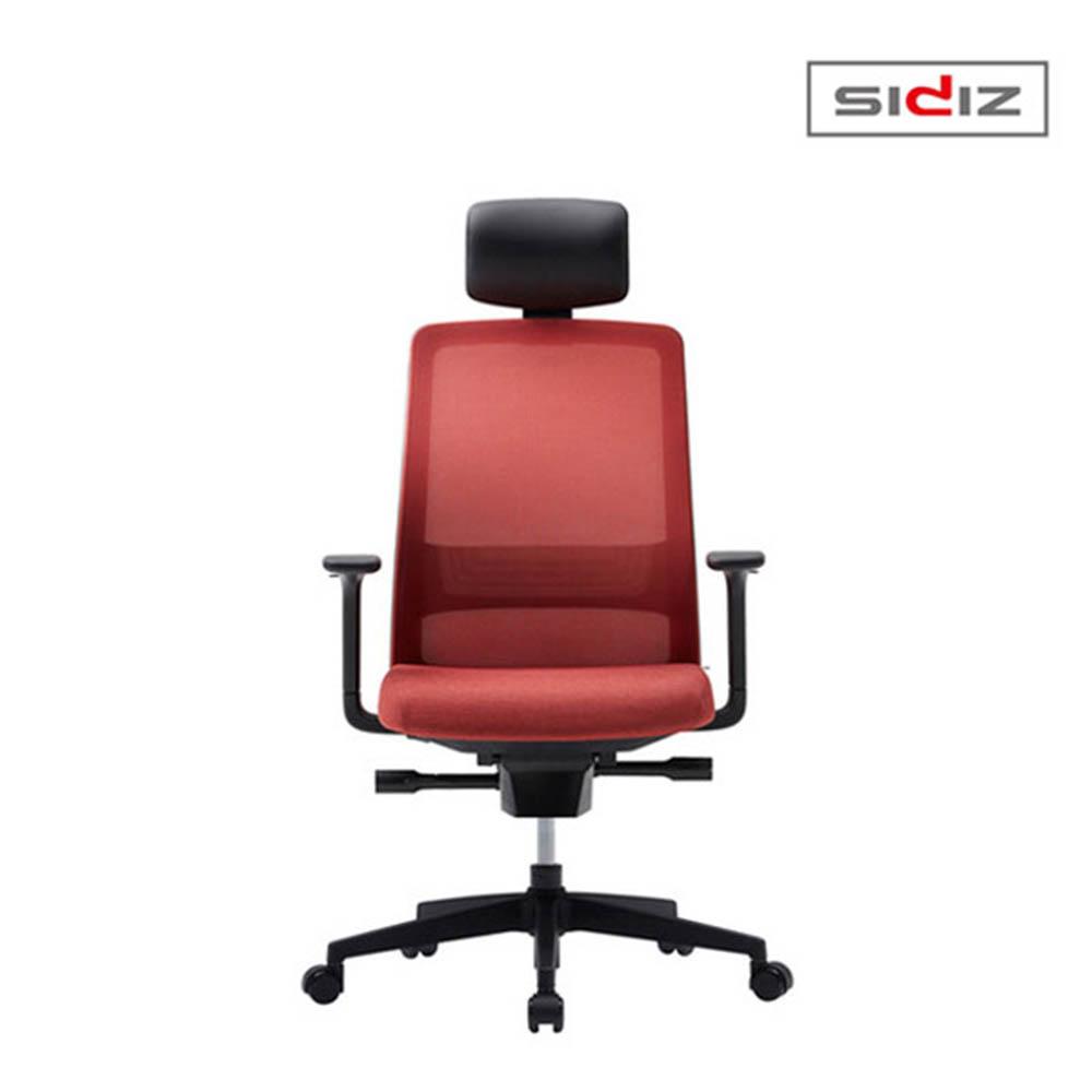 시디즈 T40 T400HLDA 메쉬 의자 블랙쉘 [T400HLDA]