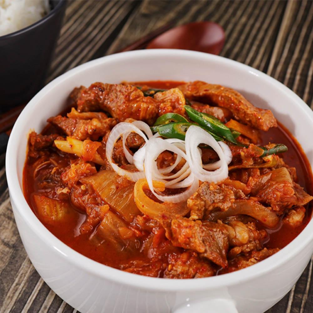 [혼밥식당] 돼지고기 두루치기 250g (1~2인분)