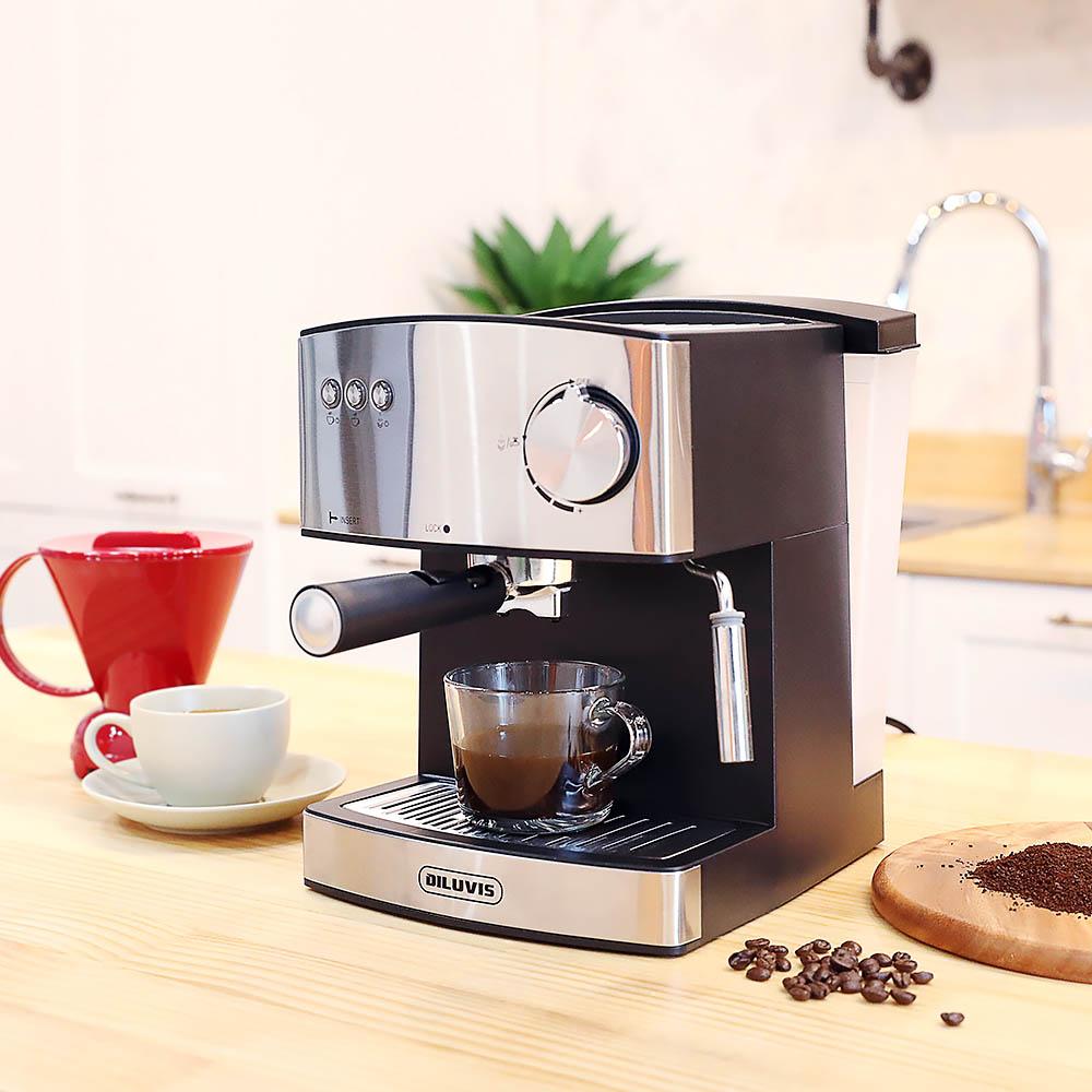 딜루비스 디벨라 에스프레소 커피머신