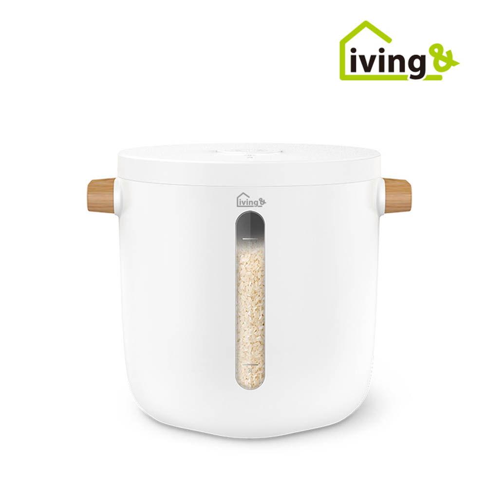 리빙앤 스마트 무선 진공쌀통 7L (6kg) HAZ-RV5L