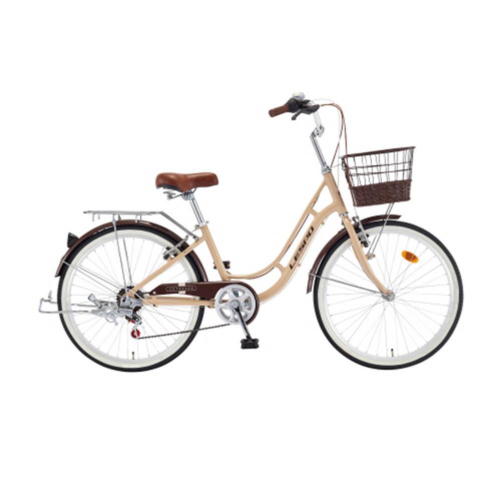 [삼천리자전거] 시티형 프림로즈 7단 24인치