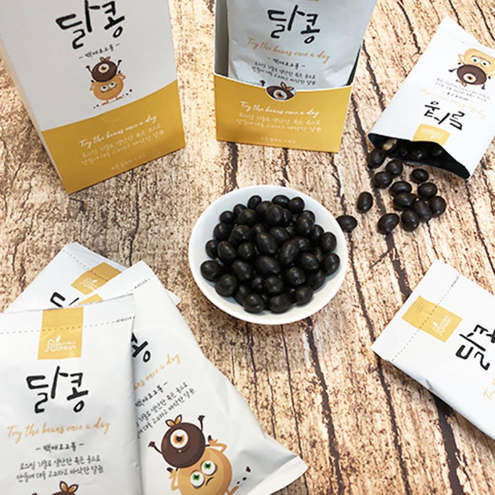 정선드림 달콩 백태초코볼(25gx6봉)x2박스/할인!!