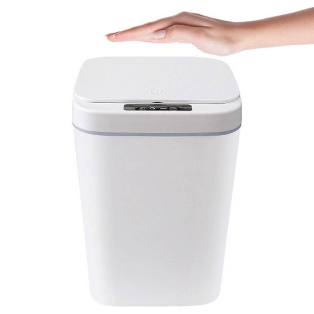 에코너 W1 자동 센서 쓰레기통 16L