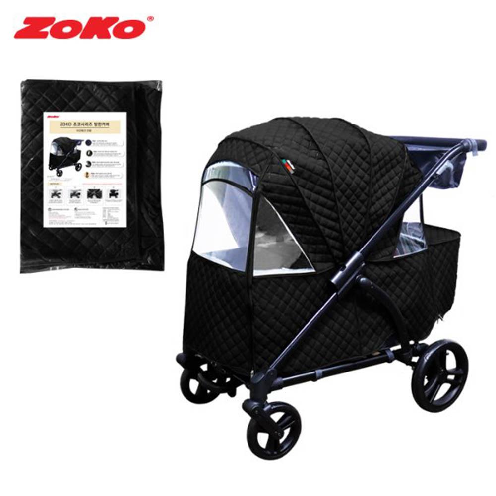 ZOKO 조코시리즈 퀼링 방한커버 (라인웨건 전용)