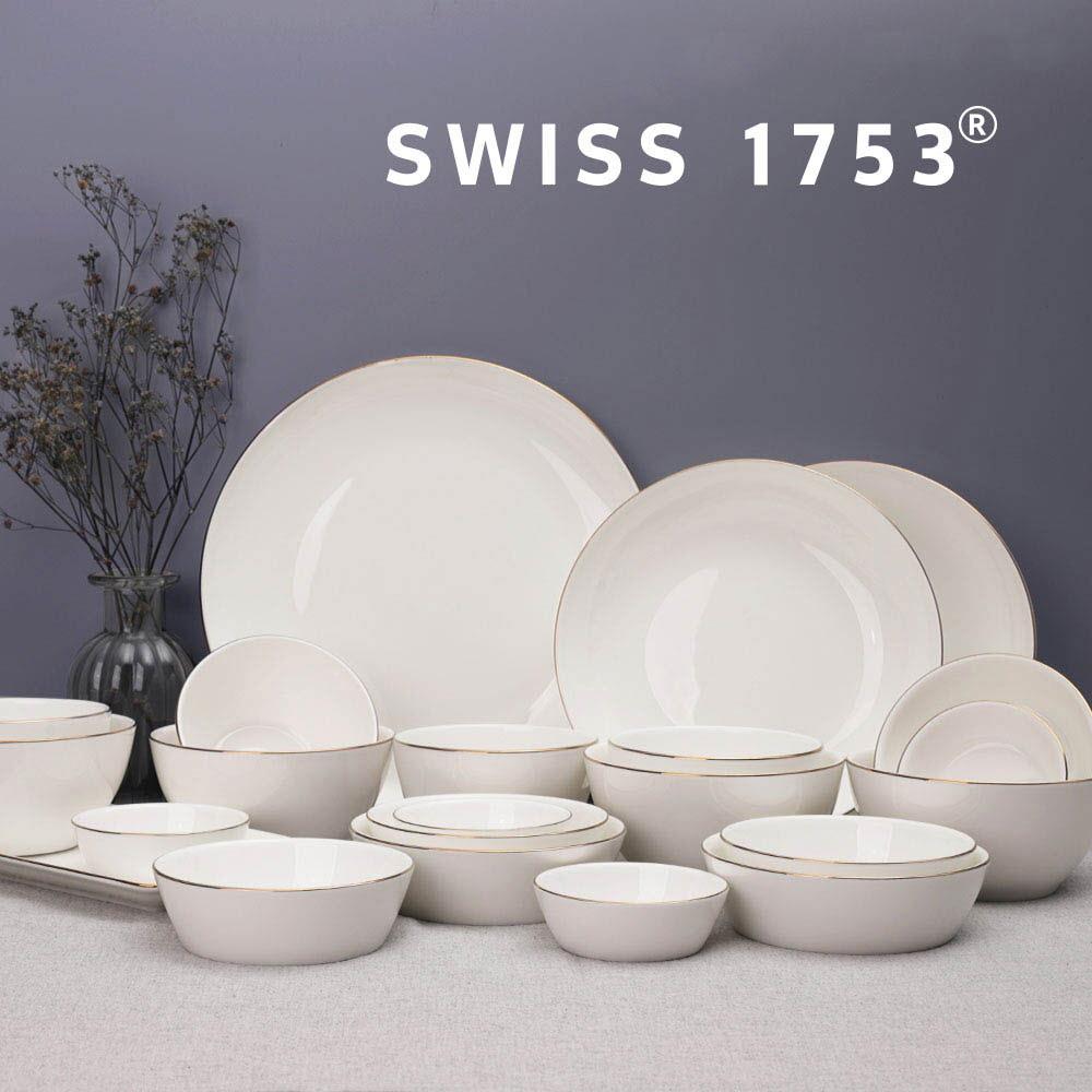 스위스1753 페스타 골드본차이나 홈세트(22P)