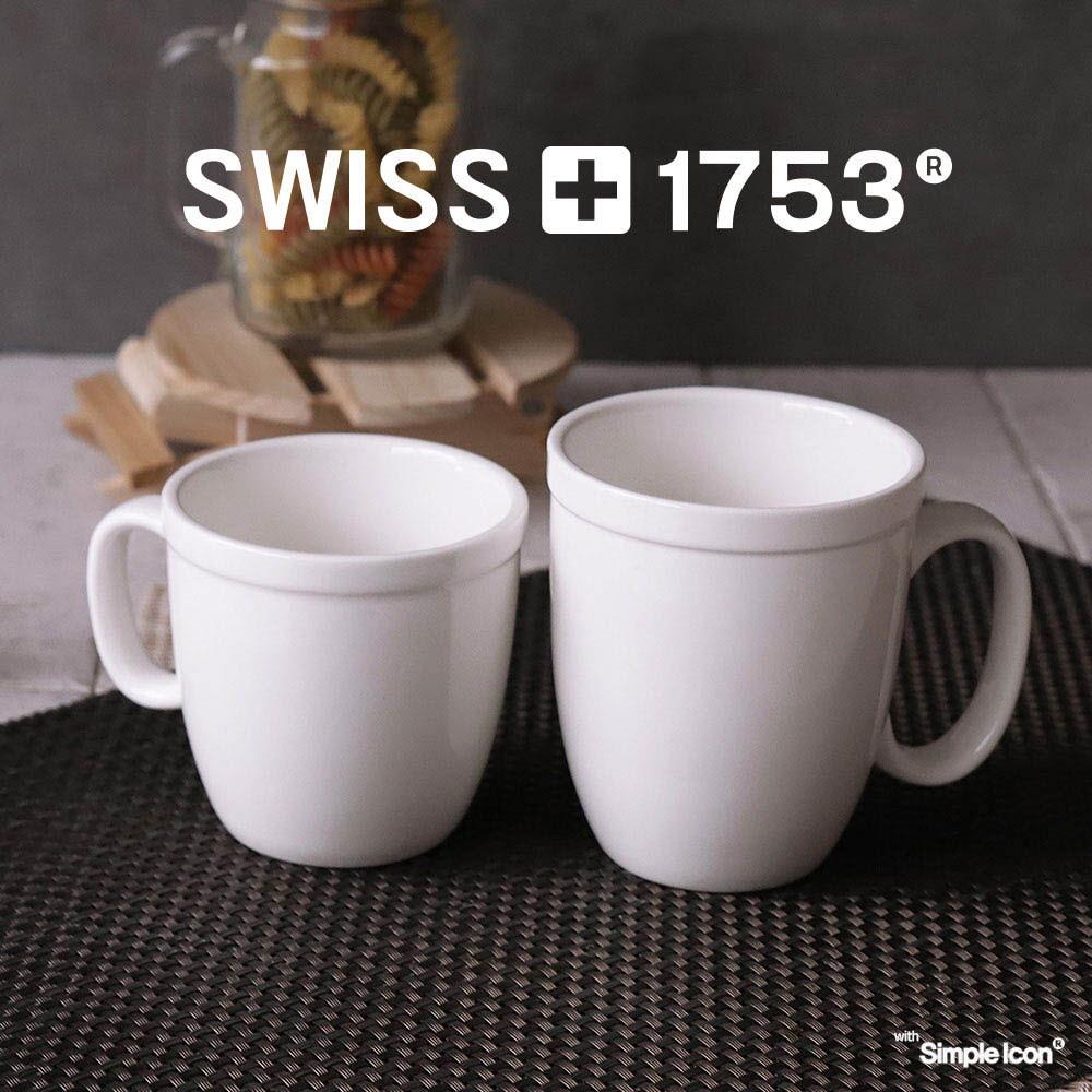 스위스1753 피노 프리미엄 라떼머그 4종세트 (300ml*2 / 400ml*2)