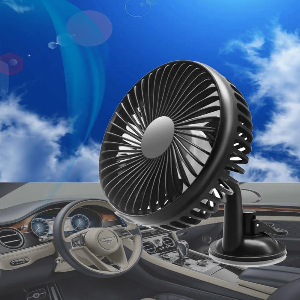 글리쉬맨 차량용 서큘레이터 선풍기 (풀페키지)