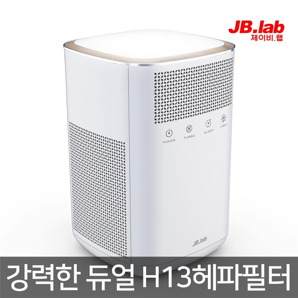 제이비랩 공기청정기 ANYCARE WHITE