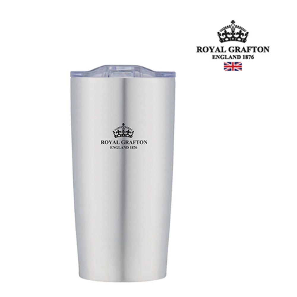 로얄그래프톤 보온보냉텀블러(콜드컵) 600-실버 RG4015
