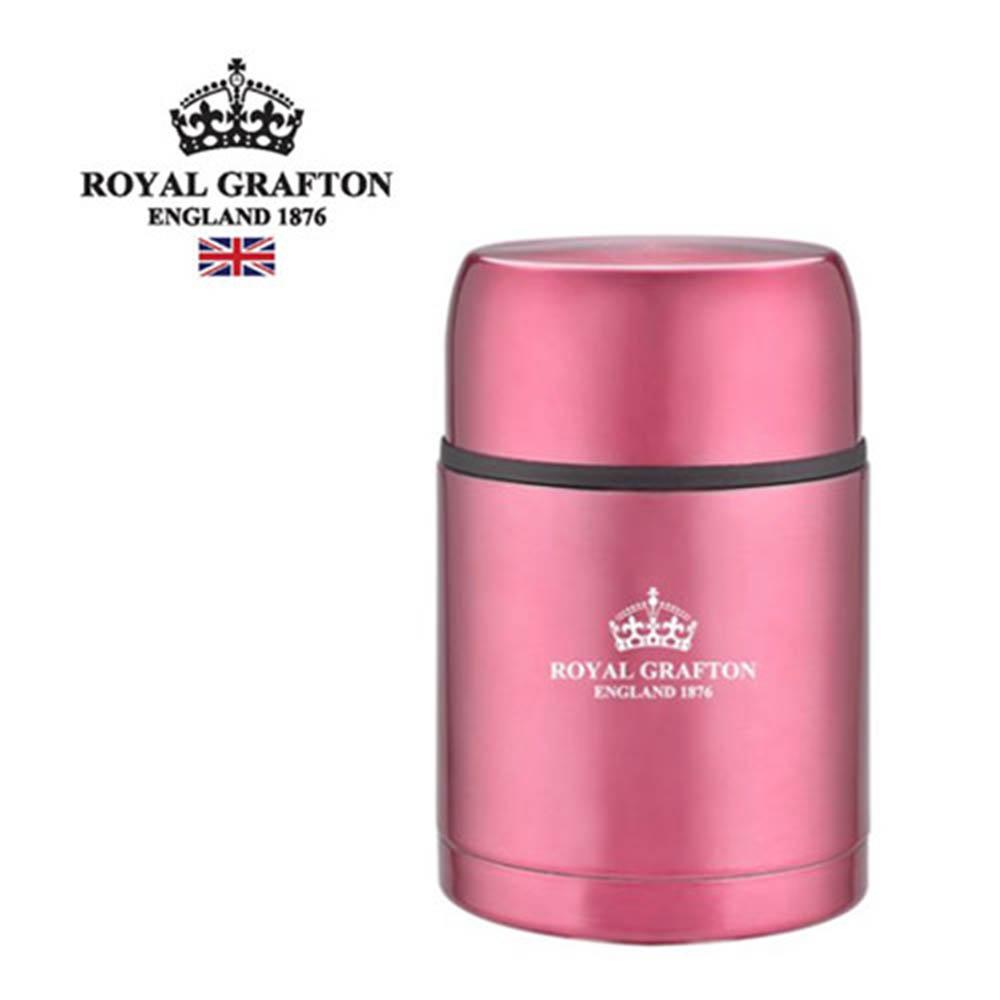 로얄그래프톤 보온/보냉 죽통 700(핑크)  RG4005