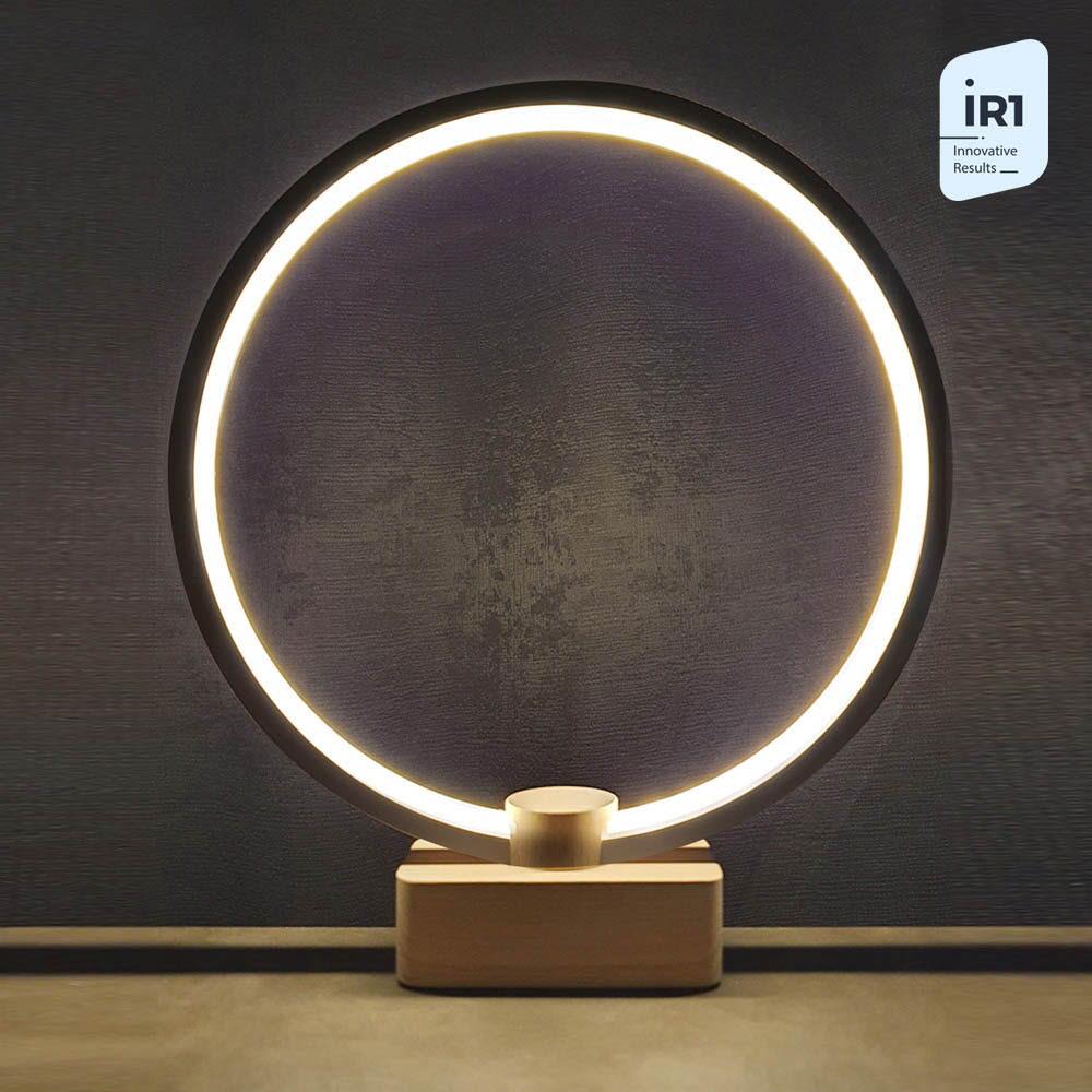[ir1]써클 LED 초경량 무드 라이트 iR1-CML/수유등,침실등,캠핑조명