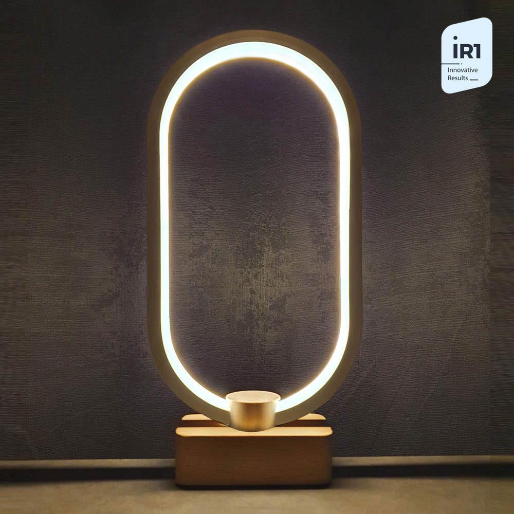 [ir1]일립스 초경량 LED  무드 라이트 iR1-EML/스탠드조명무드등,침실등,수면등