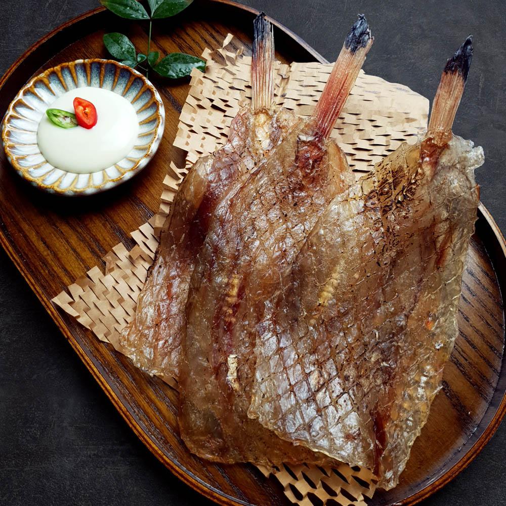 양동건어물 꼬리아귀포 500g