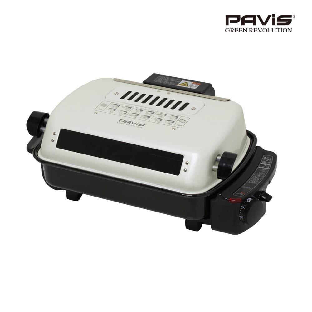 [파비스] 양면 전기 구이기 ELP-313A 아이보리