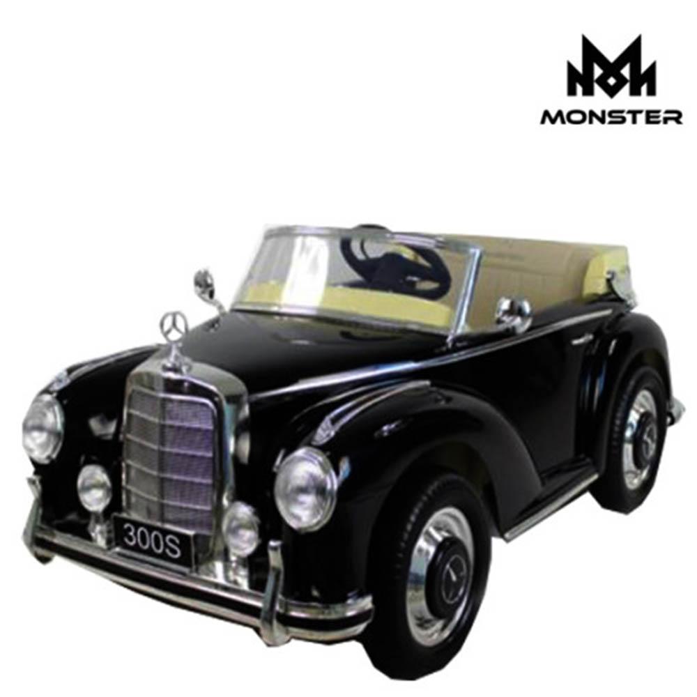몬스터토이즈 벤츠 300s_블랙