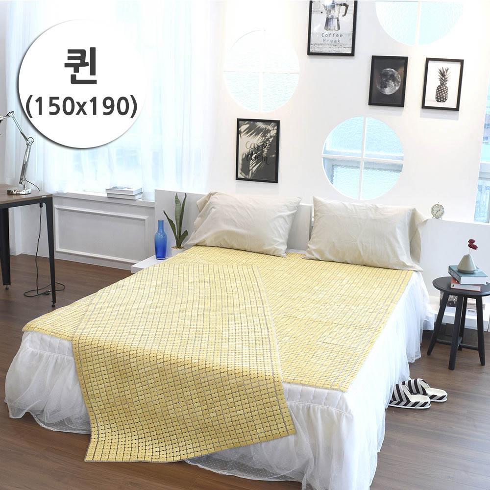 메시앙 21스페셜 6년산 13mm 조각 민자 마작 자리 퀸(150X190)