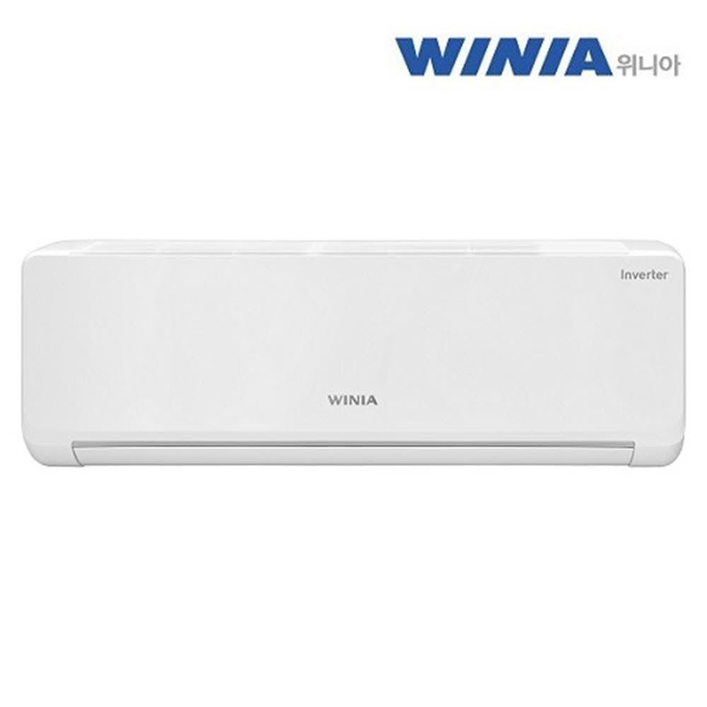 위니아 벽걸이형 에어컨(인버터 냉방)-WRV07EHW(7평형)