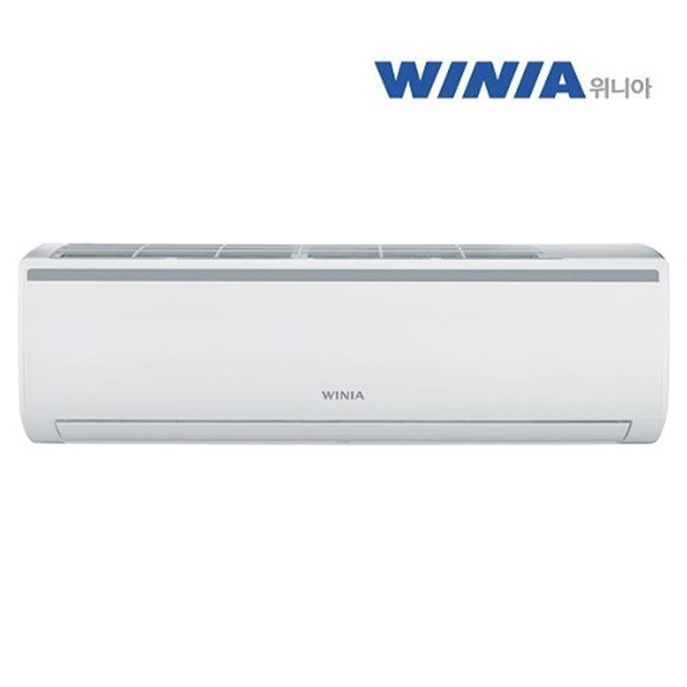 위니아 벽걸이형 에어컨(정속형 냉방)-WRA10ETW(10평형)