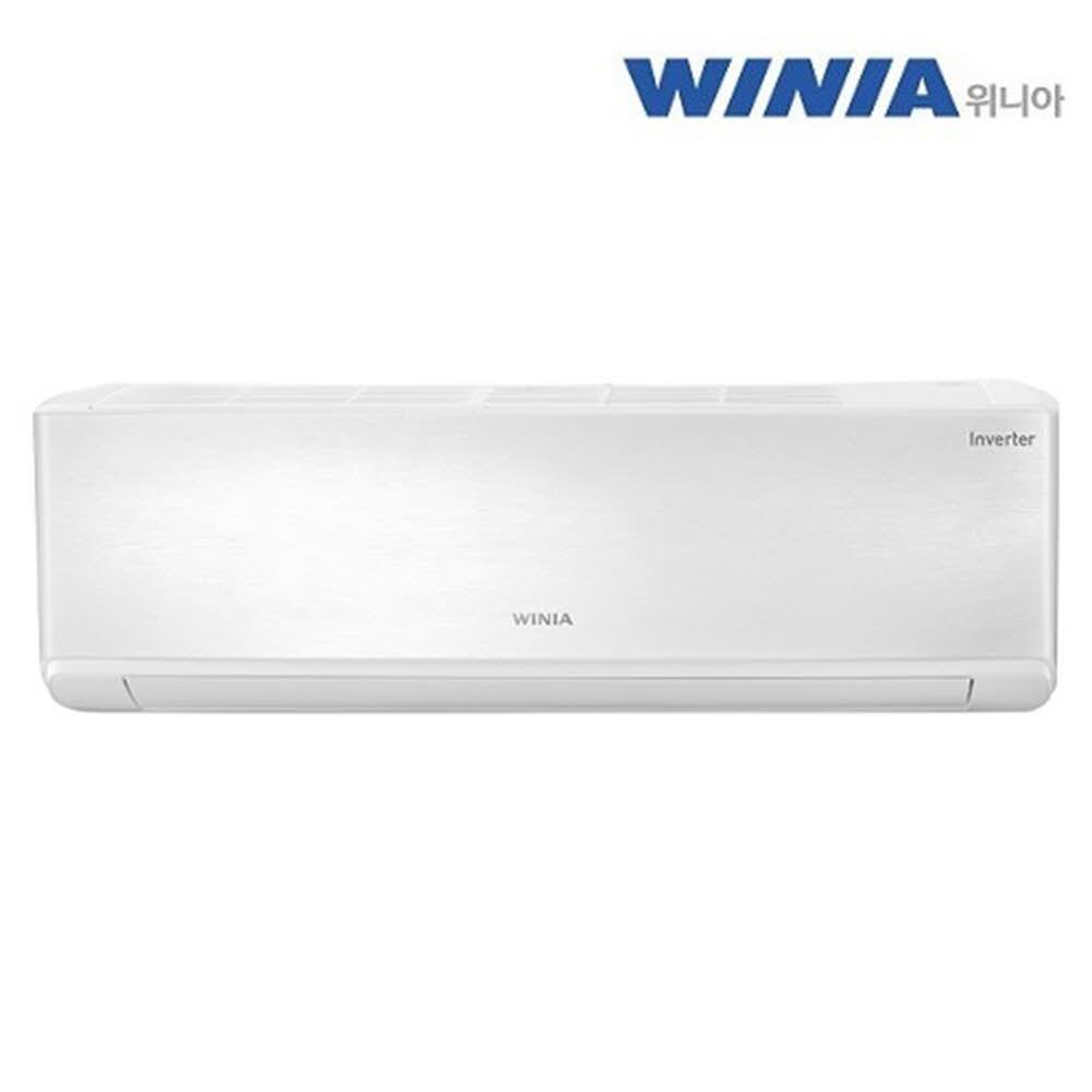 위니아 벽걸이형 에어컨(인버터 냉난방)-WRW07ESW(7평형)