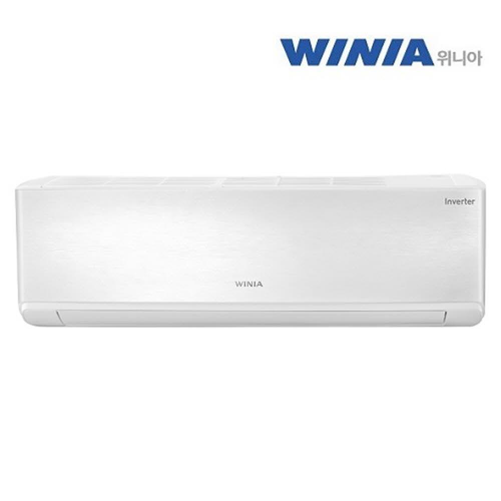 위니아 벽걸이형 에어컨(인버터 냉난방)-WRW11ESW(11평형)