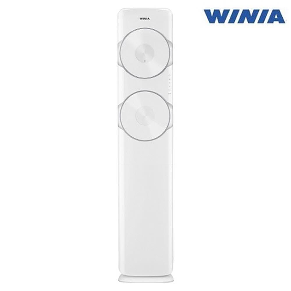 위니아 스탠드형 에어컨(싱글)-WPVW17EDEW(17평형)