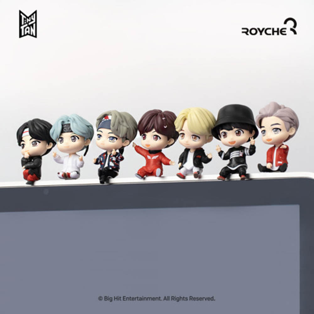 BTS 방탄소년단 피규어 7종중택1