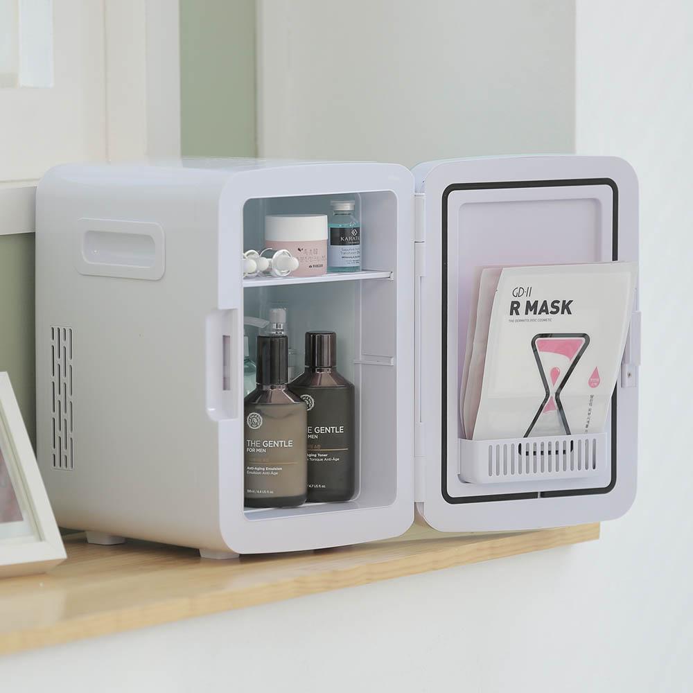 노와 코스쿨 화장품 냉장고 10L NWC-604