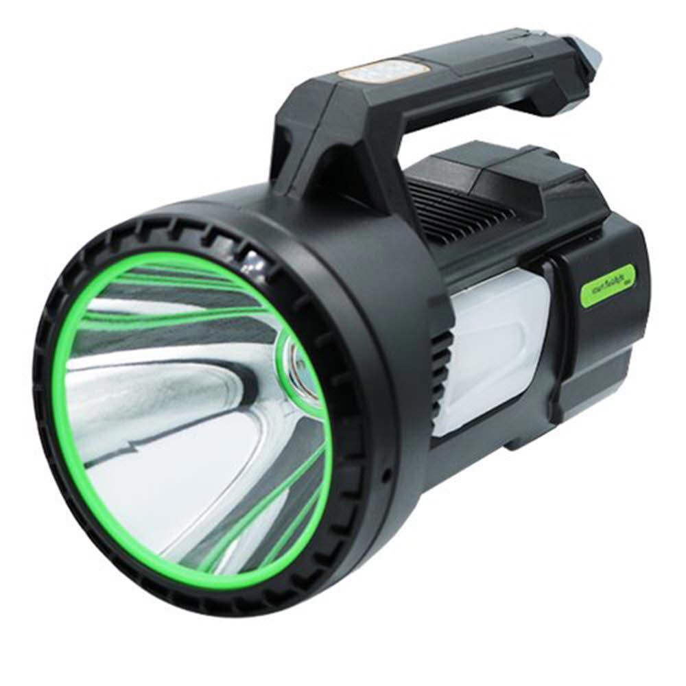 LED 충전식 캠핑 랜턴 작업등 비상등 손전등 후레쉬 서치라이트 MX9006 아X
