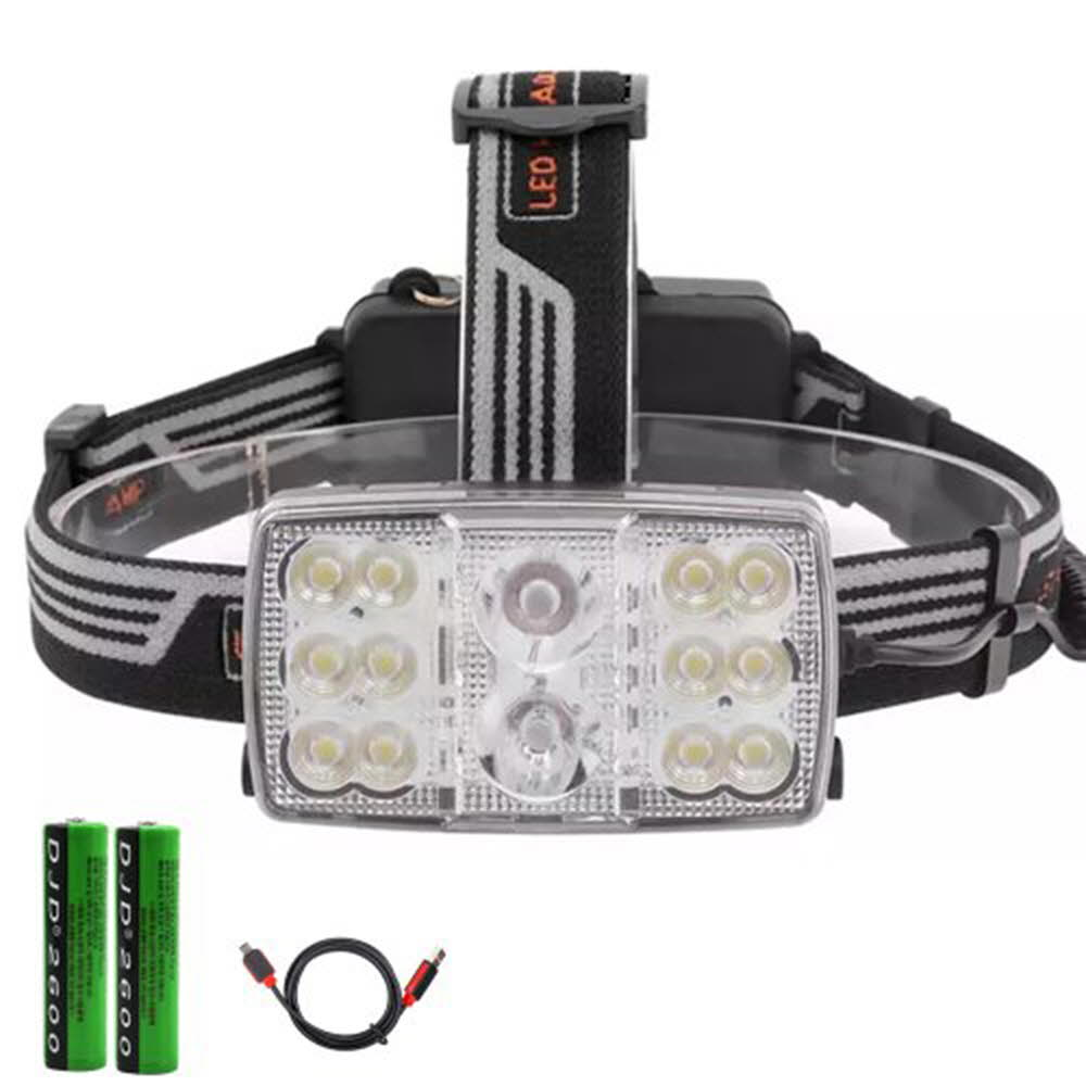 LED 충전식 해루질 낚시 야외 랜턴 헤드랜턴 B23 아X