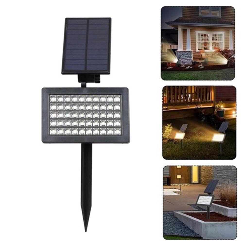 쏠라 태양광 벽등 야외 조명등 센서등 정원등 50 LED