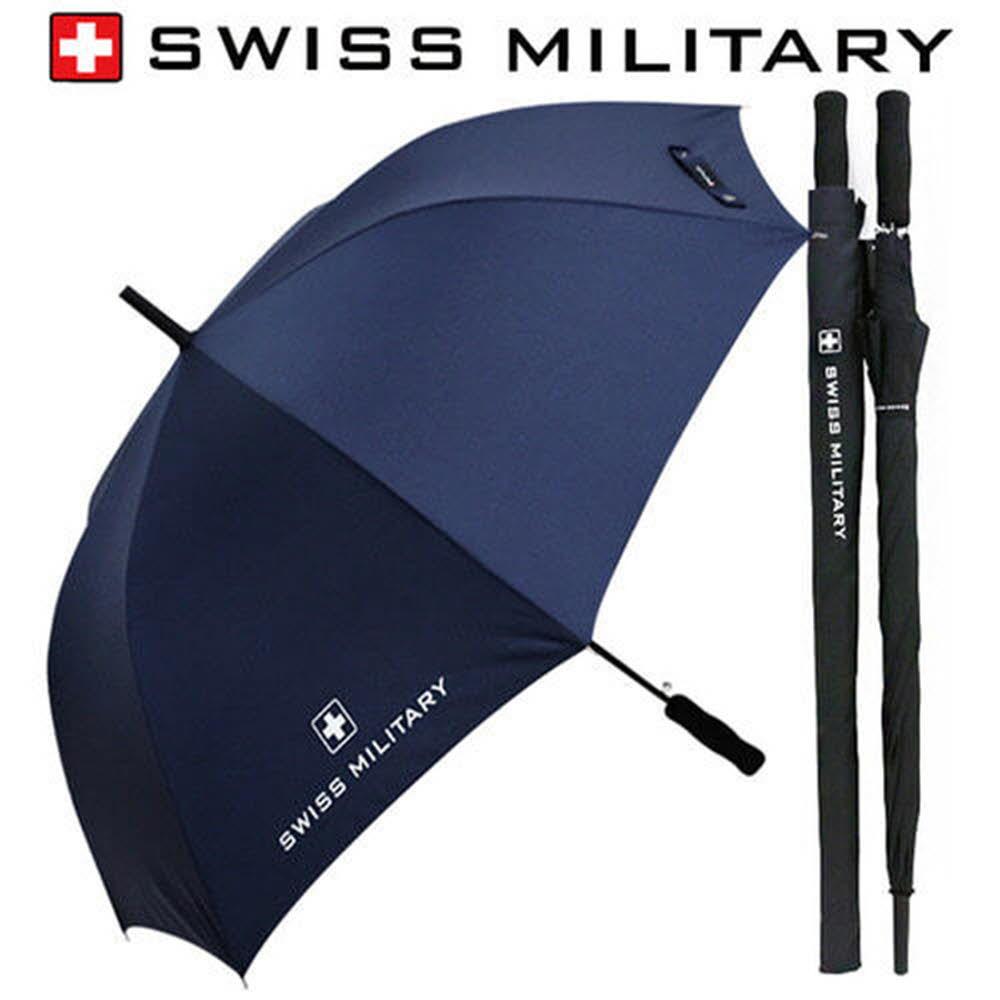 스위스밀리터리 70폰지 자동 장우산