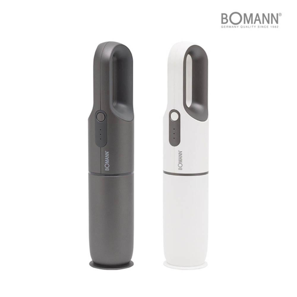 [보만] 충전식 차랑용 청소기 WC0522W(화이트)/WC0523B(블랙)