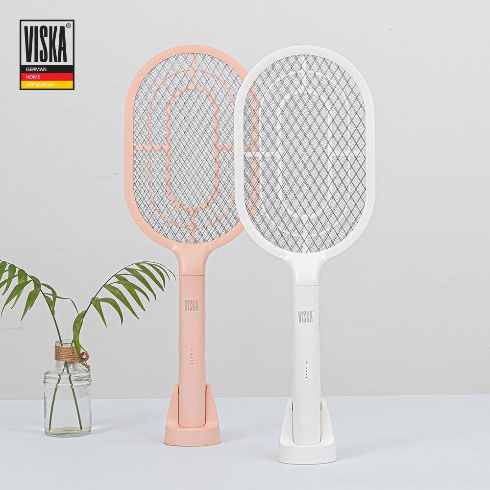 비스카 충전식 전기모기채(VK-MK1000)