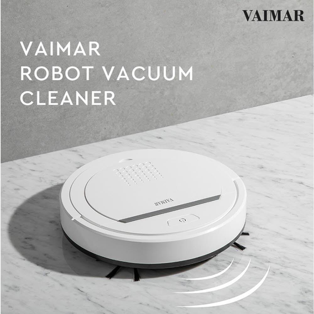 바이마르 로봇 청소기 VMK-ROB2021M(화이트)