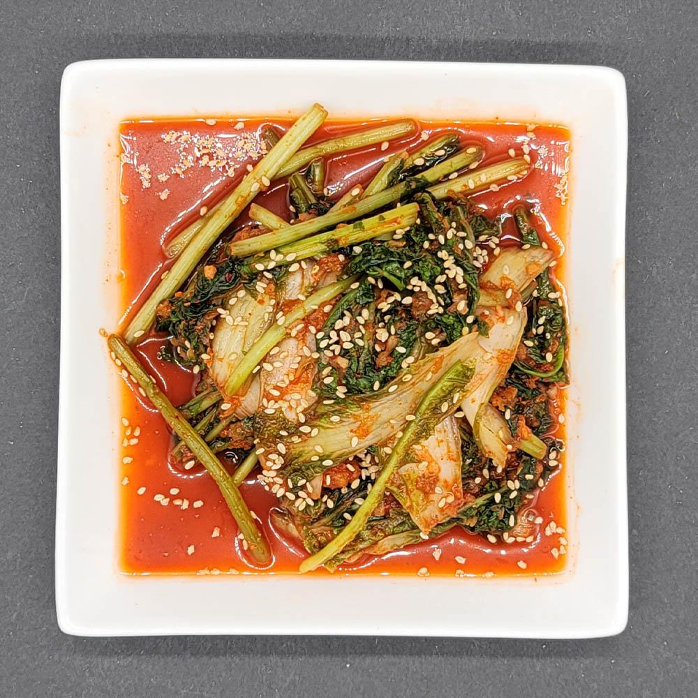 전라도사계절맛김치 열무얼갈이김치 1kg