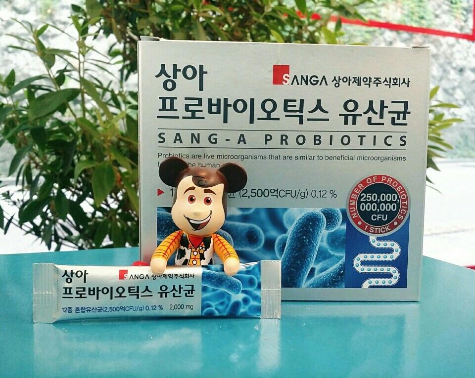 상아제약 프로바이오틱스 유산균 2000mg*30포