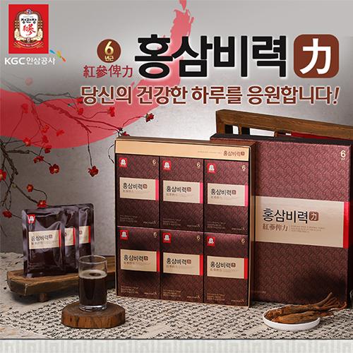 [정관장] 홍삼비력 50mlx30포