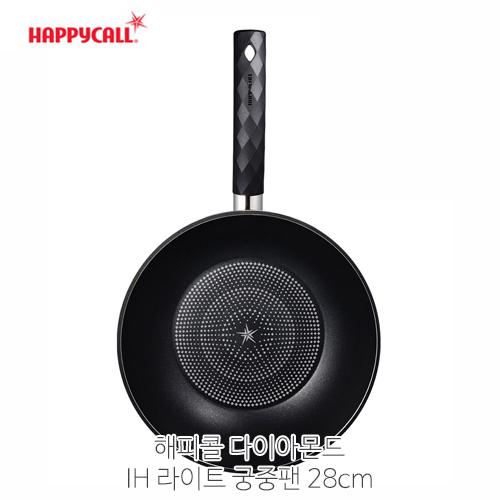 해피콜 다이아몬드 IH 라이트 궁중팬 28cm